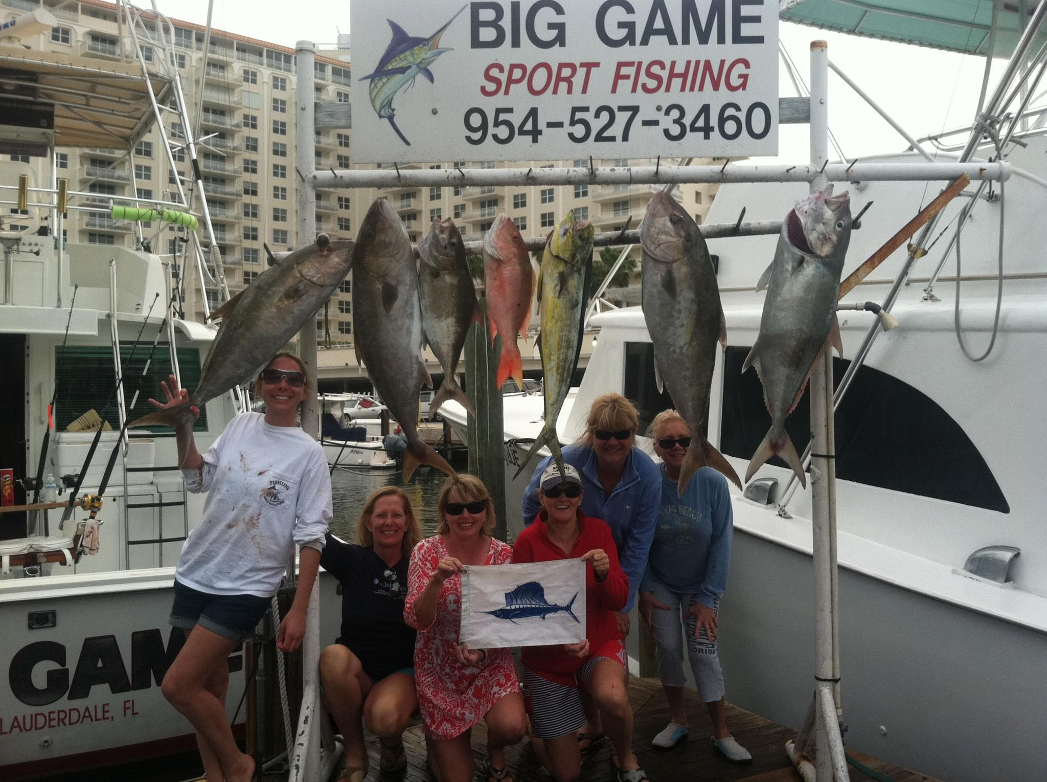 Awesome ft lauderdale fishing charter fishing headquarters for Fort lauderdale fishing