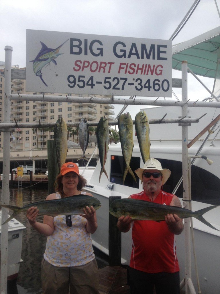 charter fishing in Ft Lauderdale