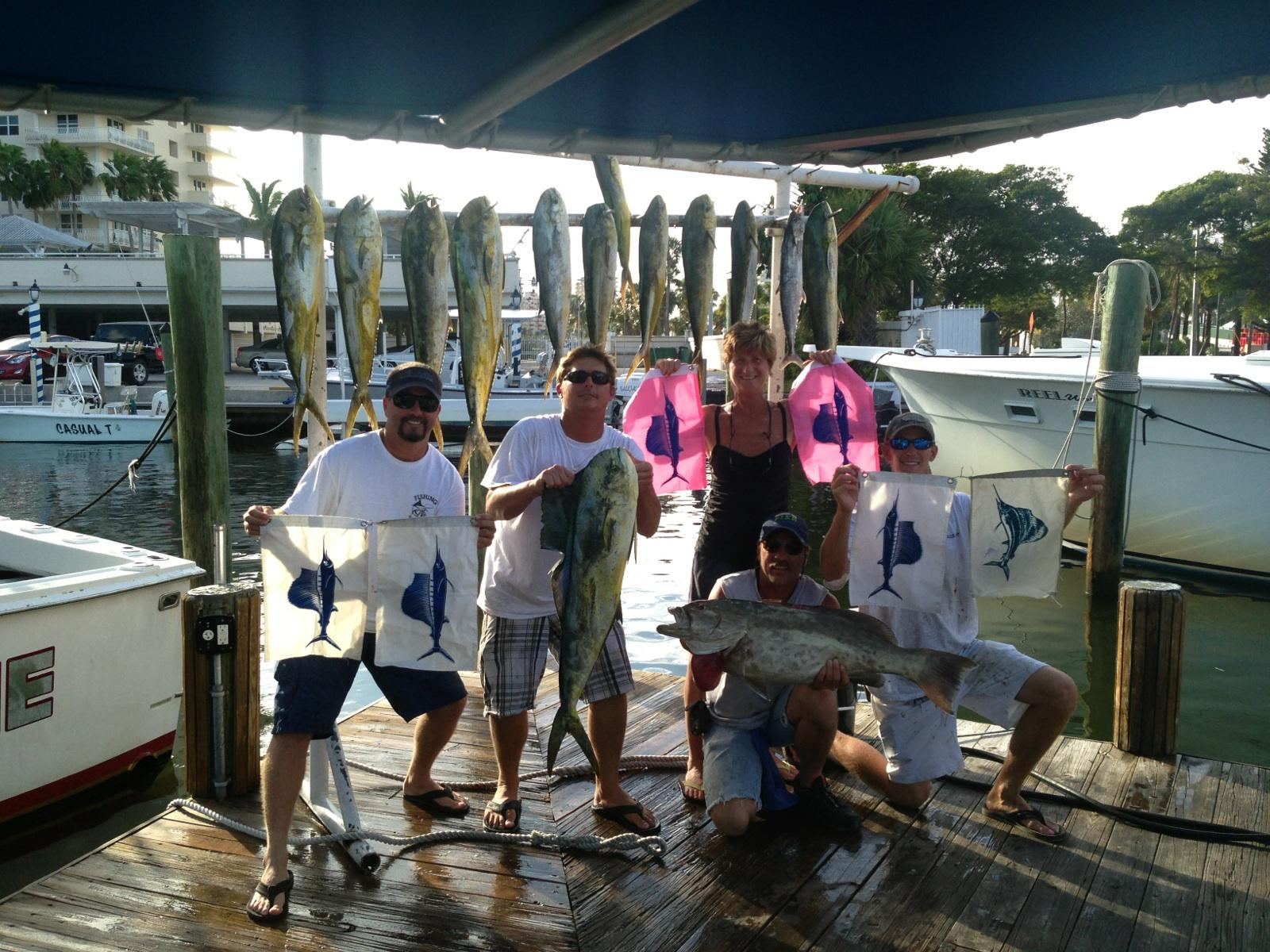 Off the scale fishing in fort lauderdale fishing for Ft lauderdale fishing