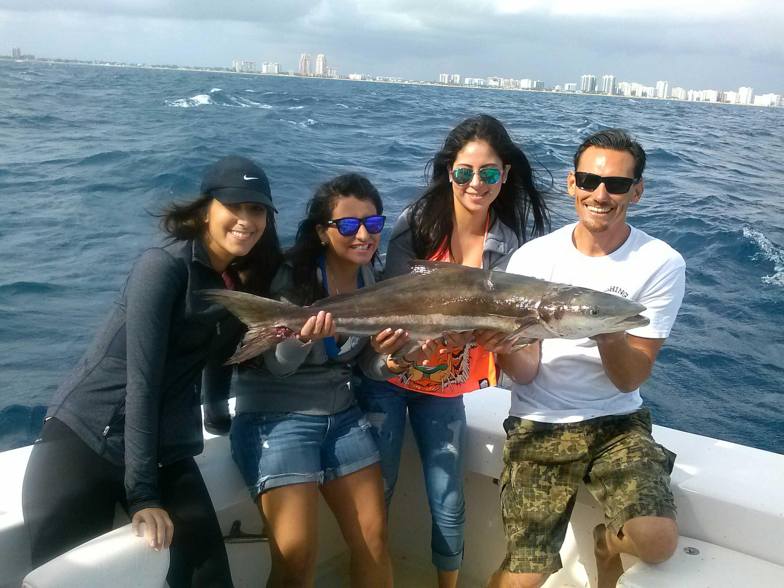 Good sportfishing trips this week in fort lauderdale for Fort lauderdale fishing