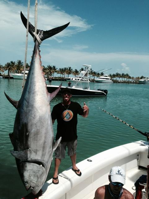 humongous giant tuna