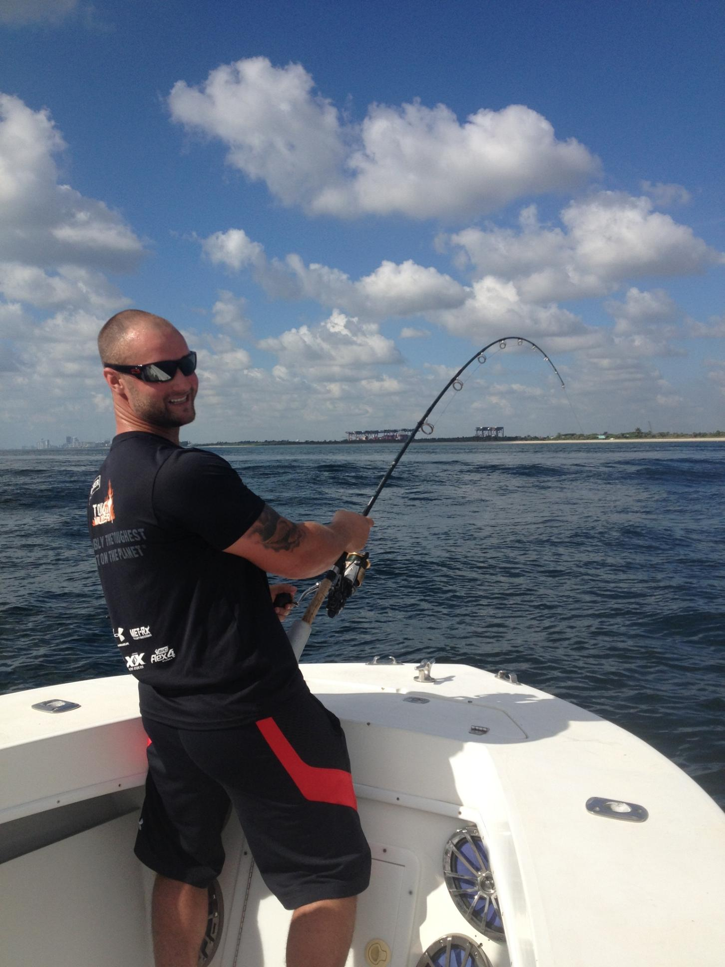 Great inshore fishing in fort lauderdale for tarpon and for Fishing spots in fort lauderdale