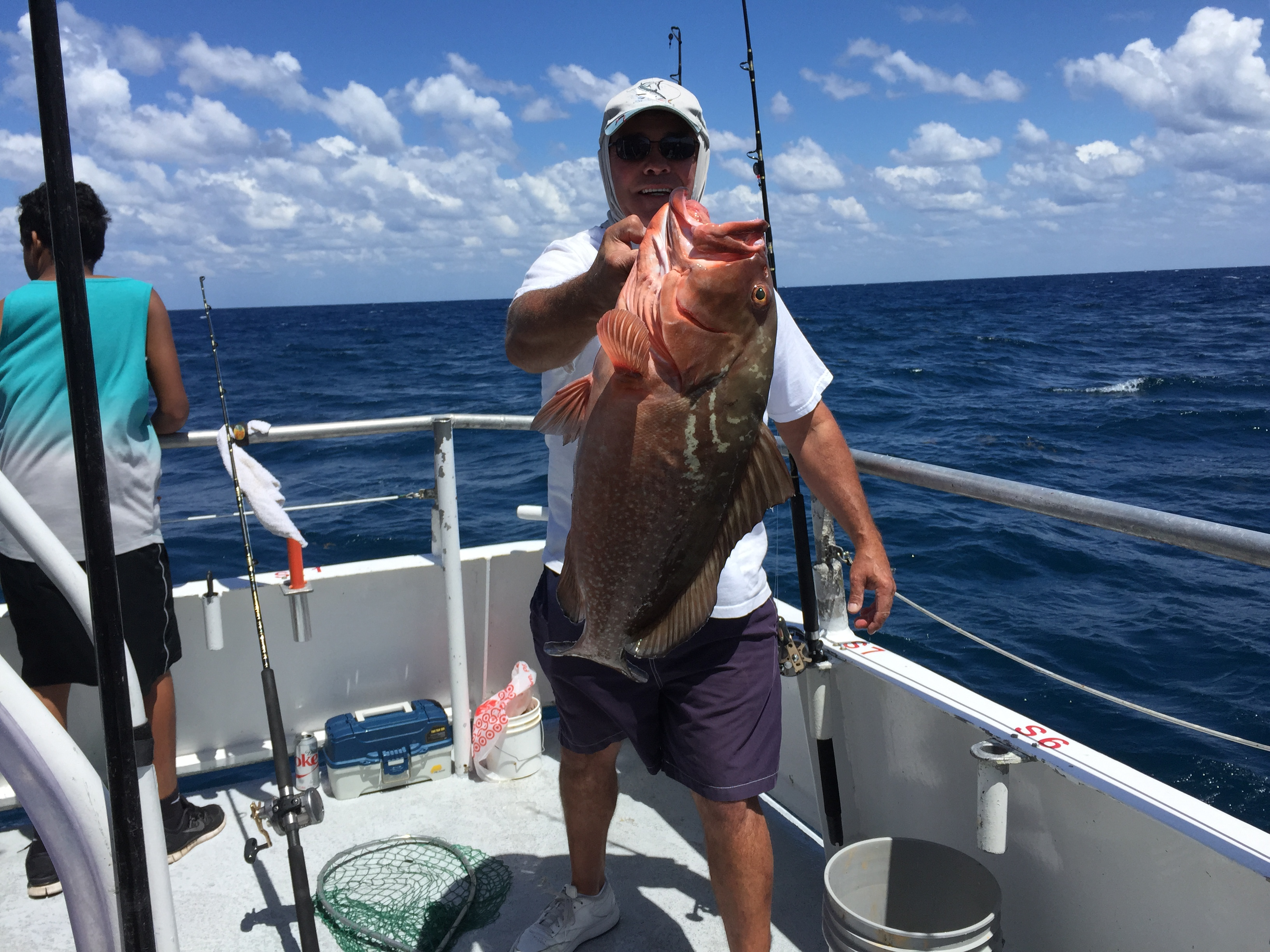 Grouper season open groupers biting in ft lauderdale for Fort lauderdale fishing