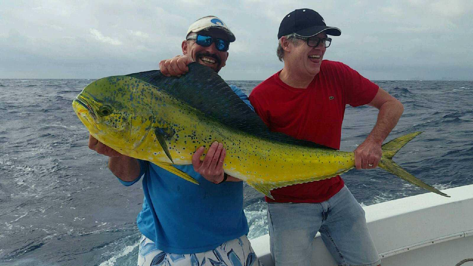 Big fish are here nice catches on the fort lauderdale edge for Fishing spots in fort lauderdale