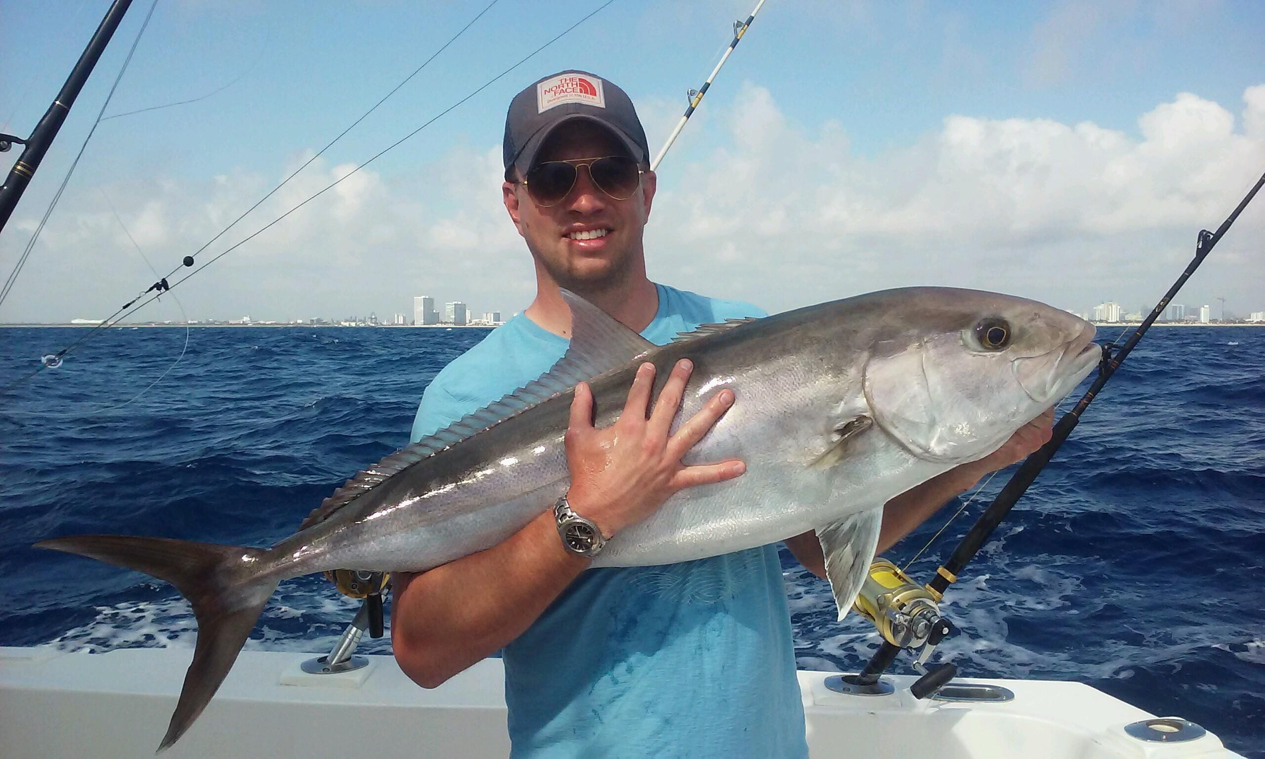 Great fishing in ft lauderdale and the catching ain 39 t for Fort lauderdale fishing