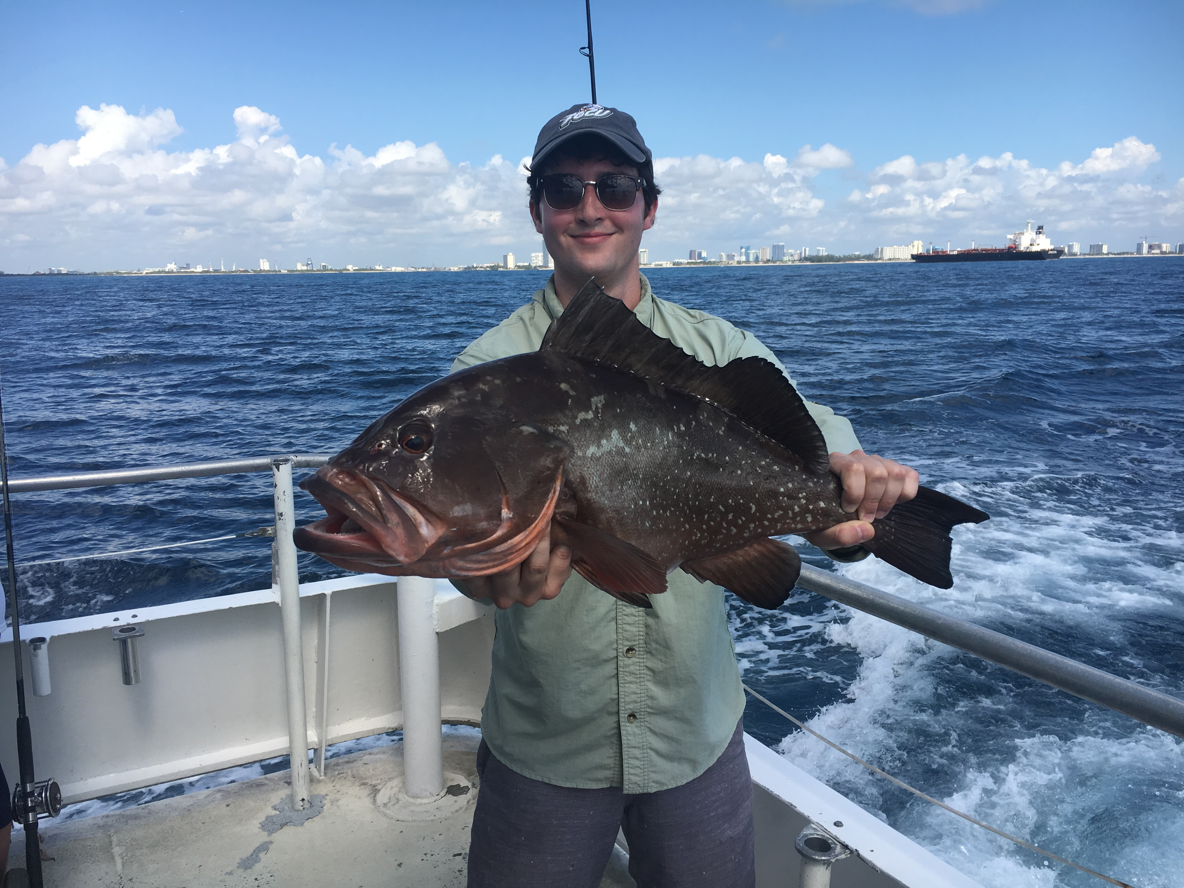 Fort lauderdale fishing report fishing headquarters for Fishing spots in fort lauderdale