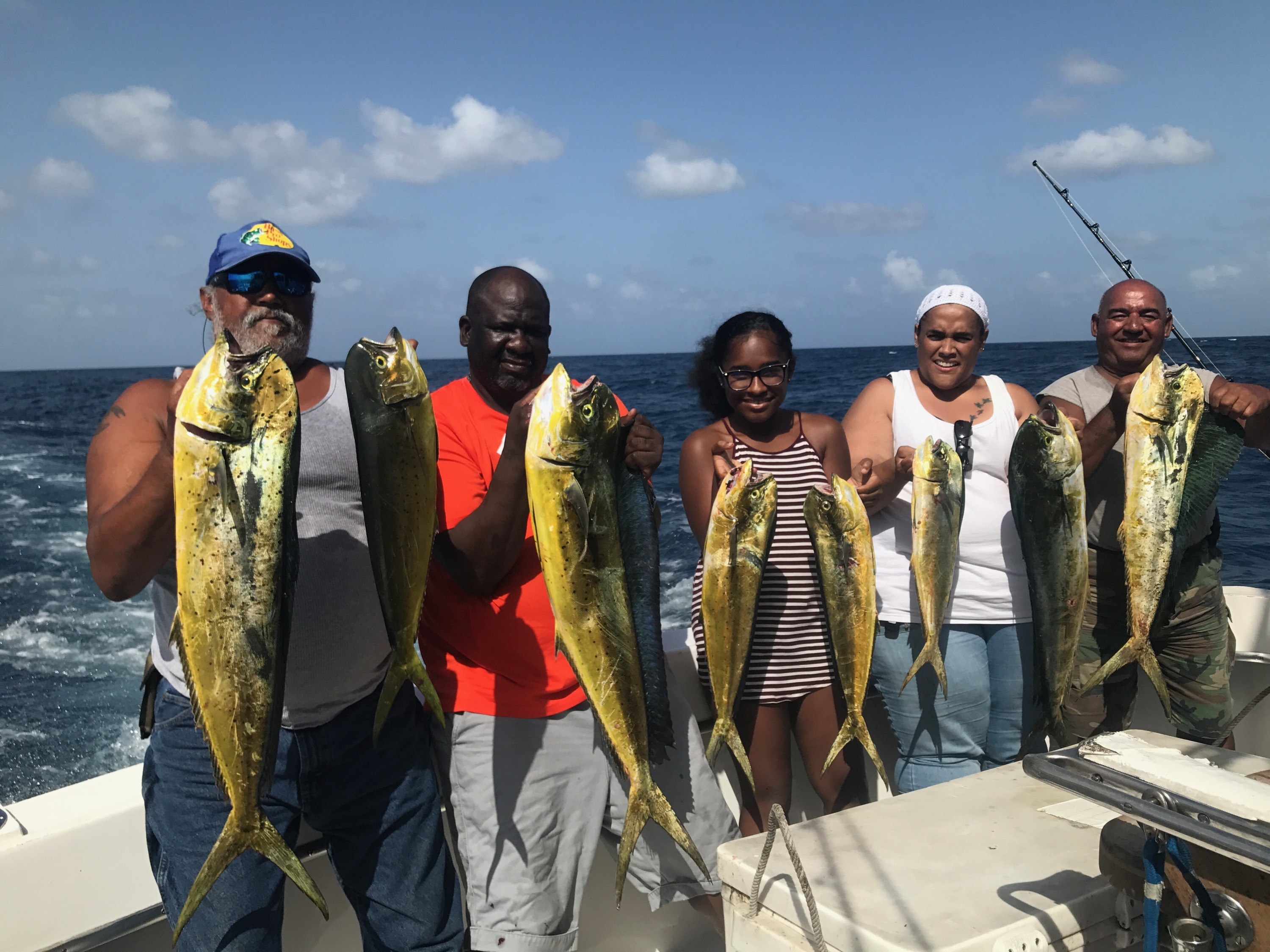 A great month for our fort lauderdale fishing charters for Fort lauderdale fishing charters