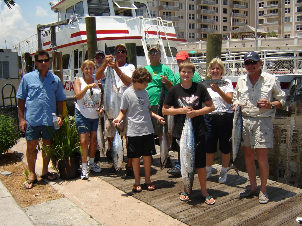 These anglers had a fun day of head boat fishing out of Fort Lauderdale.