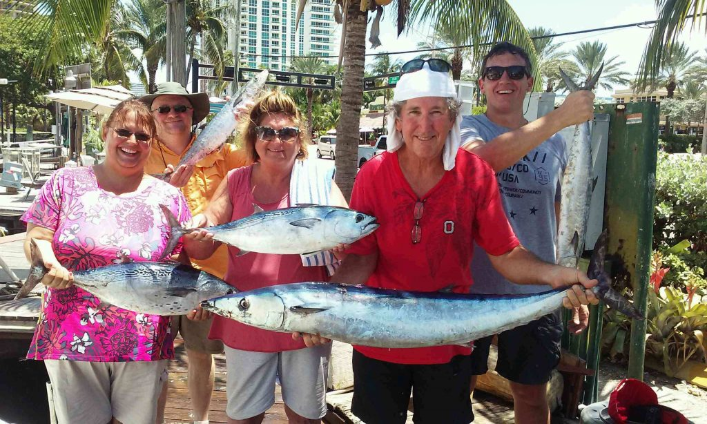 Nice catch by this group on their Ft Lauderdale vacation