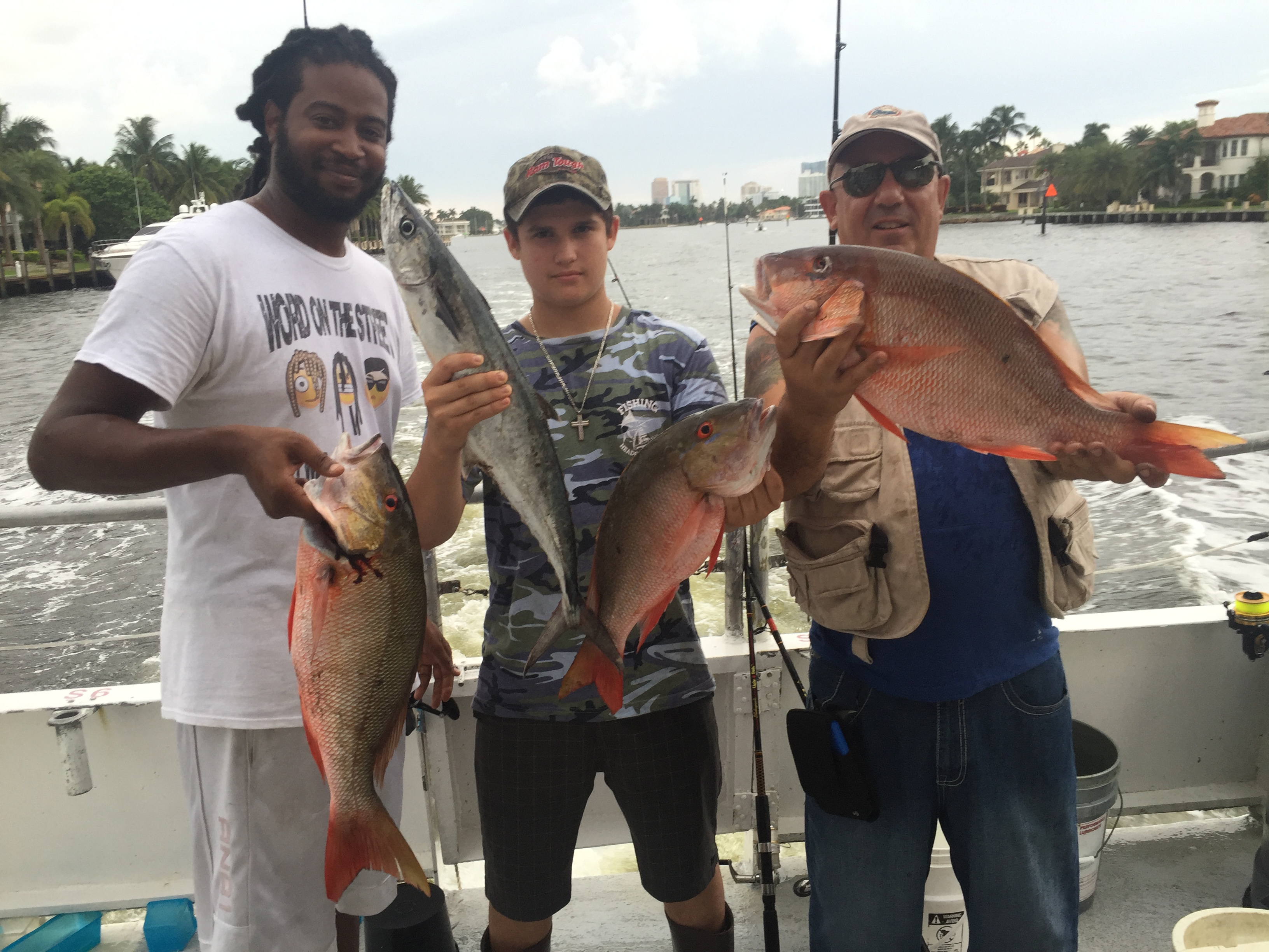 Fall fishing in ft lauderdale fishing headquarters for Drift fishing fort lauderdale